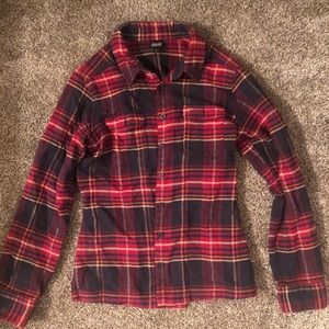 Patagonia Size 6 Flannel